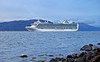 'Emerald Princess' Off Cloch Lighthouse - 14 September 2013