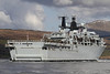HMS Bulwark (L15) - Faslane Bound - 13 April 2012