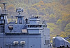 French Frigate 'La Motte-Picquet' (D645) - Off Rhu Spit - 4 October 2013