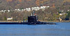 USS New Mexico (SSN-779) - Off Rhu Spit - 1 March 2013