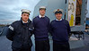 Shipmates Aboard 'HMS Defender' at  KGV Docks - 30 November 2013