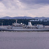 RFA Fort Rosalie A385 24th August 2012