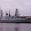 HMS Duncan 1st October 2012 BAe Scotstoun, Glasgow