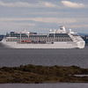 Ocean Princess<br /> Princess Cruises<br /> 4th August 2013<br /> Departing Rosyth