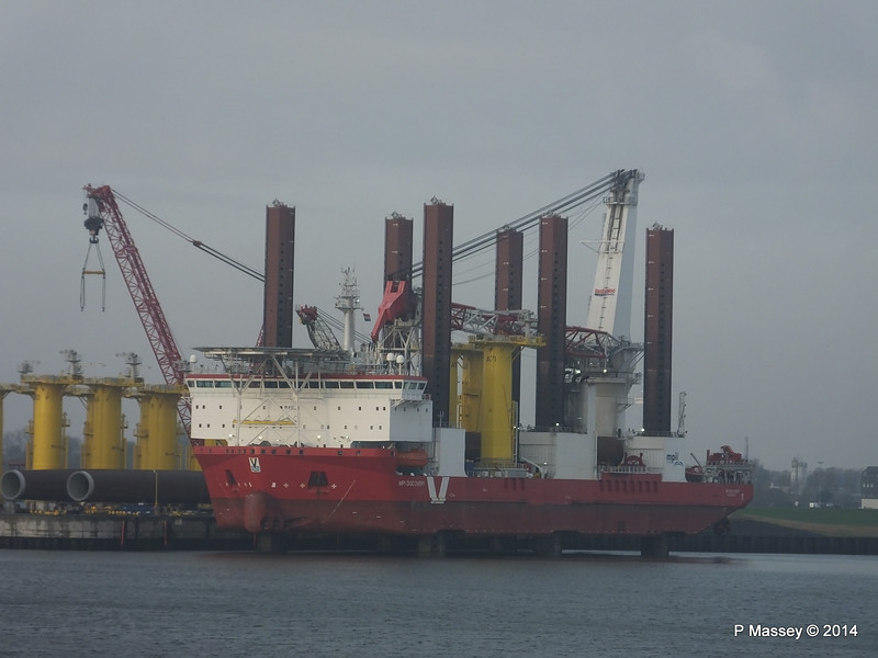 MPI DISCOVERY Offshore Construction Jack-up Cuxhaven PDM 16-12-2014 08-42-060
