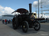 Fowler 1913 Steam Engine VOLUNTEER 13140 Southampton Maritime Festival 2014 PDM 22-08-2014 13-06-12