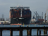 APL MERLION Over Husbands Jetty Southampton PDM 25-02-2015 15-51-39