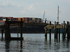 BUDAPEST EXPRESS through Husbands Jetty Southampton PDM 26-07-2014 18-58-04