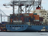 MOL CONTINUITY Departing Southampton PDM 16-07-2014 15-46-23