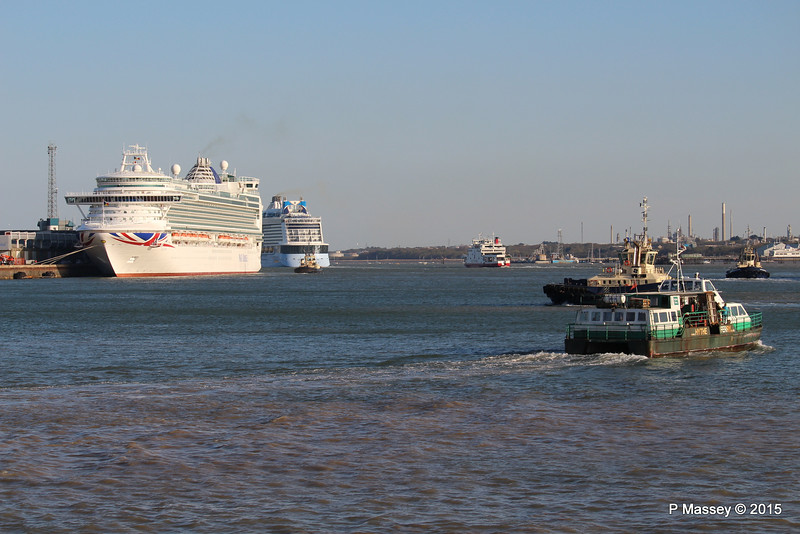 AZURA ANTHEM OF THE SEAS RED FALCON GREAT EXPECTATIONS Southampton PDM 18-04-2015 18-14-36