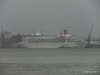 Misty BALMORAL at 101 from Hythe Marina PDM 21-12-2013 14-04-24