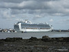 EMERALD PRINCESS Departing Southampton PDM 09-08-2014 16-35-036