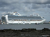 EMERALD PRINCESS Departing Southampton PDM 09-08-2014 16-34-44