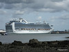 EMERALD PRINCESS Departing Southampton PDM 09-08-2014 16-35-56
