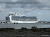 EMERALD PRINCESS Departing Southampton PDM 09-08-2014 16-35-031
