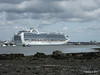 EMERALD PRINCESS Departing Southampton PDM 09-08-2014 16-35-37