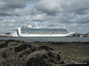EMERALD PRINCESS Departing Southampton PDM 09-08-2014 16-32-56