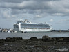EMERALD PRINCESS Departing Southampton PDM 09-08-2014 16-35-034