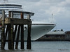 EMERALD PRINCESS behind Husbands Jetty Southampton PDM 09-08-2014 16-28-033