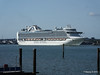RUBY PRINCESS Departing Southampton PDM 22-07-2014 17-40-10