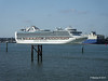 RUBY PRINCESS Departing Southampton PDM 22-07-2014 17-41-22