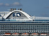 RUBY PRINCESS Departing Southampton PDM 22-07-2014 17-43-53