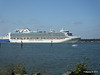RUBY PRINCESS Departing Southampton PDM 22-07-2014 17-42-43