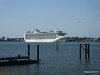 RUBY PRINCESS Departing Southampton PDM 22-07-2014 17-40-05