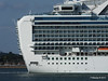 RUBY PRINCESS Departing Southampton PDM 22-07-2014 17-44-01