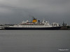 SAGA RUBY Departs Southampton for the last time PDM 10-01-2014 15-27-06