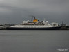 SAGA RUBY Departs Southampton for the last time PDM 10-01-2014 15-27-09