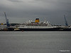 SAGA RUBY Departs Southampton for the last time PDM 10-01-2014 15-23-41