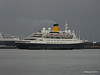 SAGA RUBY Departs Southampton for the last time PDM 10-01-2014 15-32-17