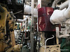 ss SHIELDHALL Engine Room While Alongside PDM 22-08-2014 13-29-34