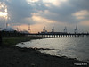 Evening Over Husbands Jetty Southampton Docks PDM 24-07-2014 20-04-32