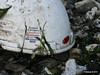 Costco Safety Helmet washed up Marchwood PDM 25-06-2014 21-14-36