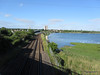 River Test Estuary from Redbridge Flyover Totton end PDM 29-06-2013 18-05-33