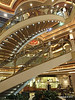 Atrium Stairs International Cafe RUBY PRINCESS PDM 15-08-2014 10-26-42