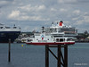 AQUARIUS LEADER RED OSPREY QUEEN MARY 2 Southampton PDM 20-08-2014 13-12-004