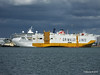 GRANDE PORTOGALLO Turning on Departing Southampton PDM 18-08-2014 15-53-26