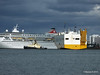 GRANDE PORTOGALLO Turning on Departing Southampton PDM 18-08-2014 15-51-50