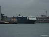 AUTO BAY reversing in to Berth 31 Passing VICTORIA C Southampton PDM 28-02-2015 15-09-009