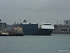 AUTO BAY reversing in to Berth 31 Passing VICTORIA C Southampton PDM 28-02-2015 15-09-017