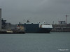 AUTO BAY reversing in to Berth 31 Passing VICTORIA C Southampton PDM 28-02-2015 15-09-008