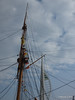 HMS WARRIOR Mast Spinnaker Tower Portsmouth PDM 25-03-2015 15-44-22