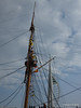 HMS WARRIOR Mast Spinnaker Tower Portsmouth PDM 25-03-2015 15-44-21