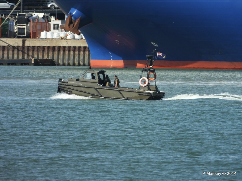 Combat Support Boat CSB TD59AA Southampton Water PDM 22-07-2014 17-02-36