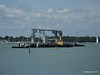 1236A Lifting Barge 1202A 1201A Lighters Portsmouth PDM 30-06-2014 12-30-14