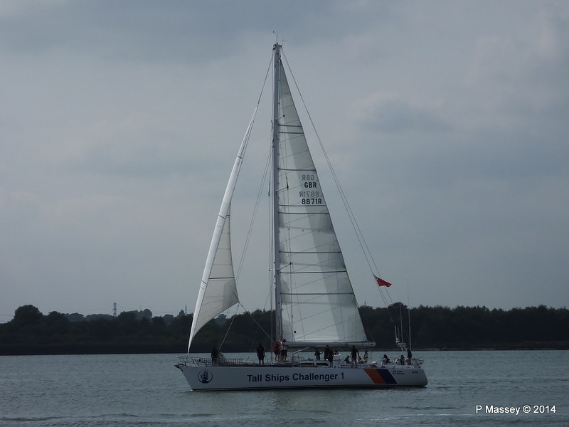 Tall Ships Challenger 1 Southampton Boat Show PDM 13-09-2014 13-54-38