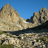 Mt. Ritter and Banner Peak